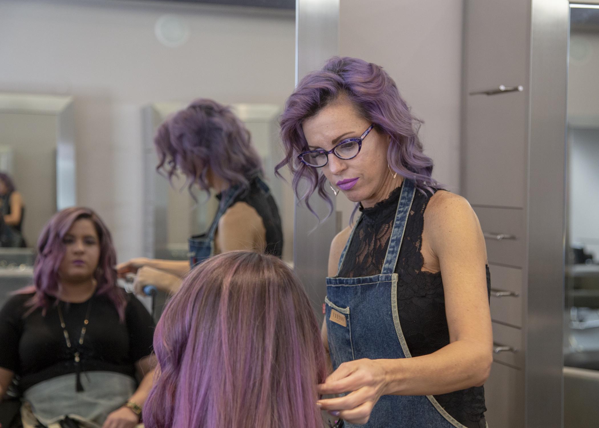Balayage, Salon Brielle, Long Island Hair Salon