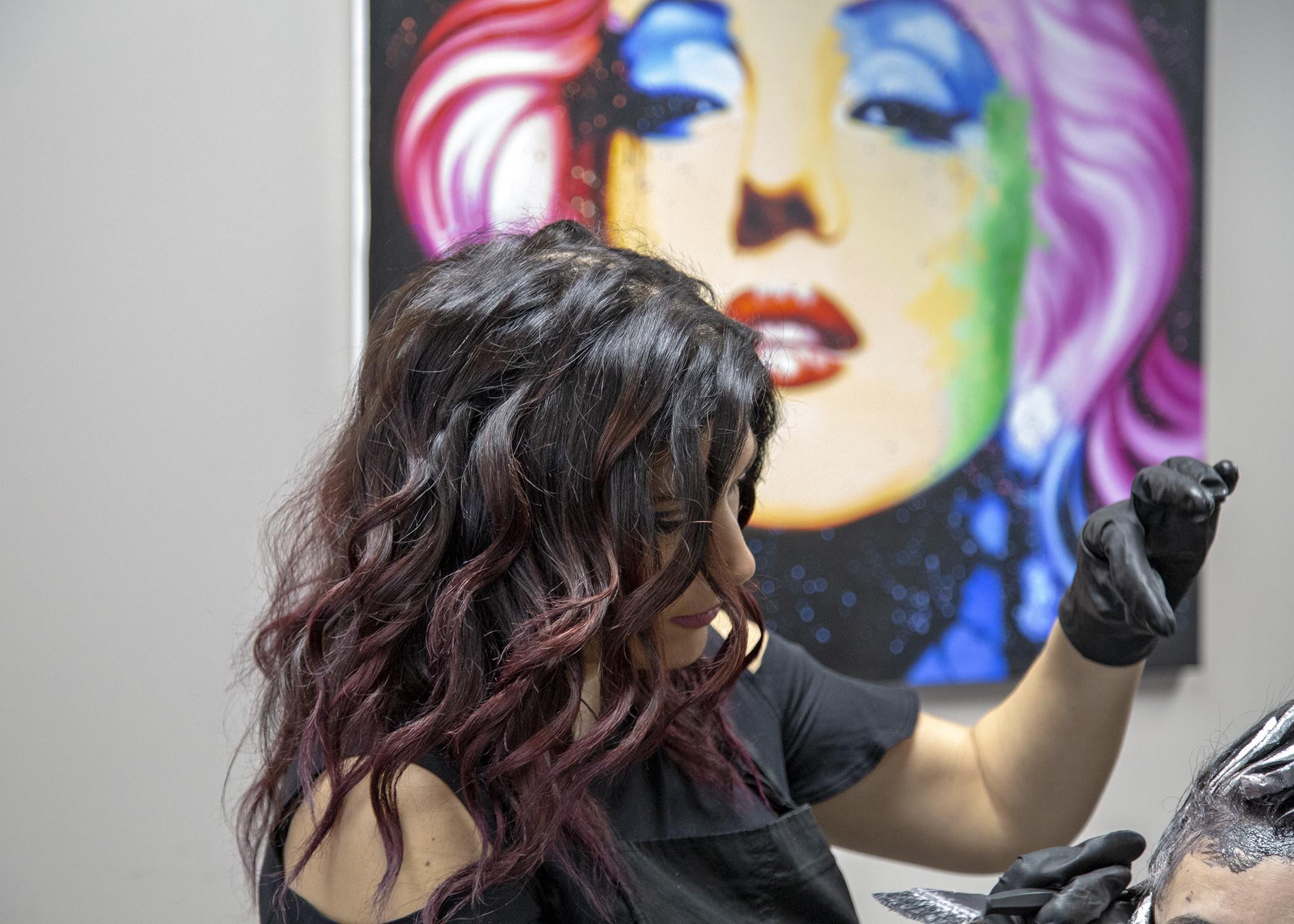 Hair coloring, Salon Brielle, Long Island Hair Salon