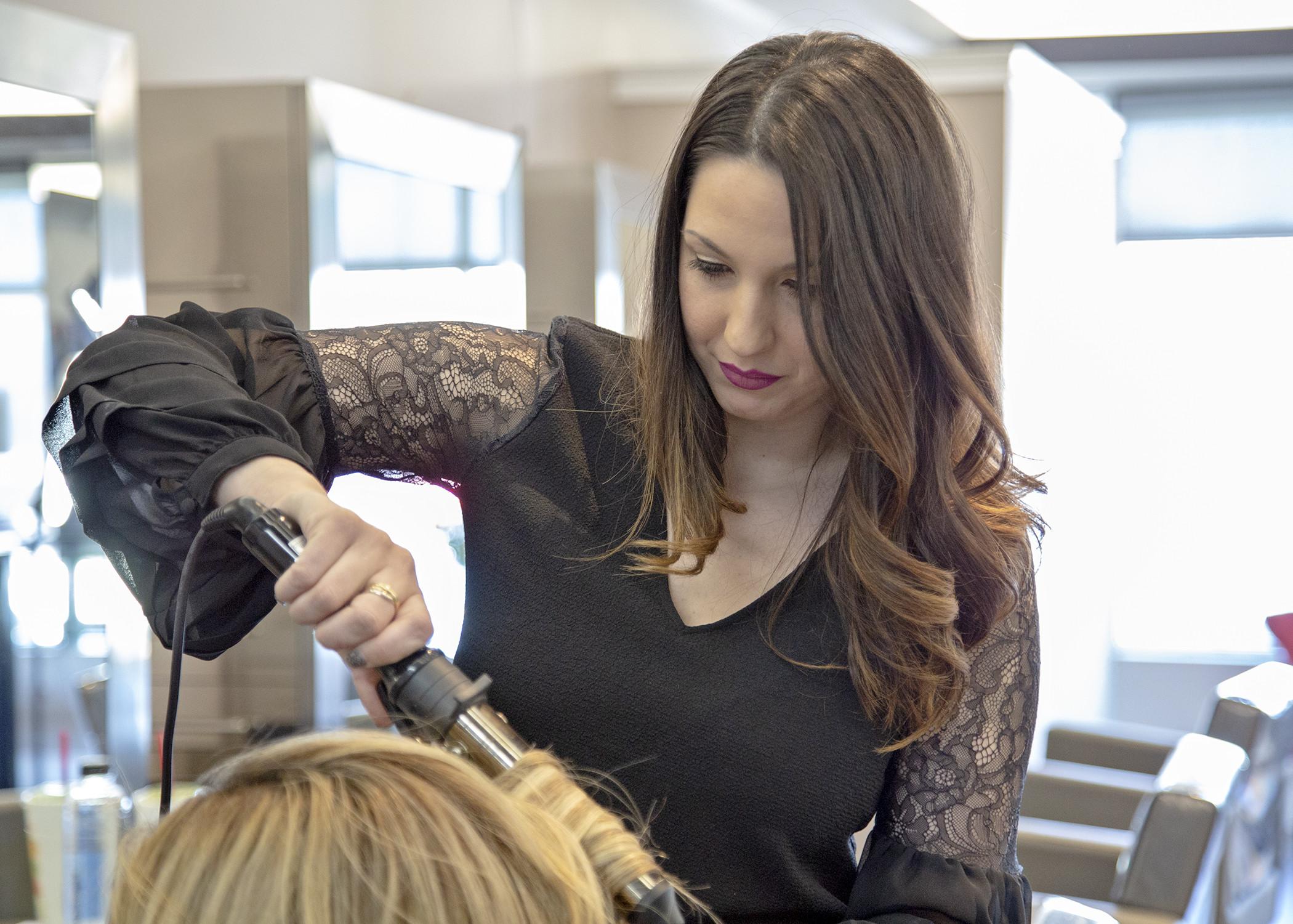 Hair Stying, Salon Brielle, Long Island Hair Salon